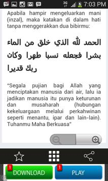cara jimak islami apk screenshot