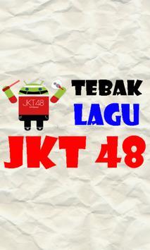 Tebak Lagu JKT48 poster