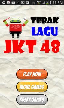 Tebak Lagu JKT48 apk screenshot