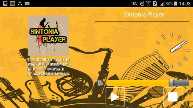 Sintonia Player poster