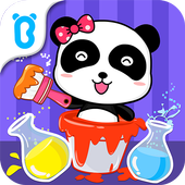 Color Mixing Studio - Paint & Coloring for Kids icon