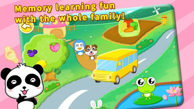 Memory in Action by BabyBus apk screenshot