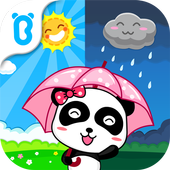 The Weather - Panda games icon