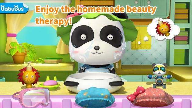 Cleaning Fun - Baby Panda poster