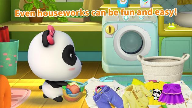 Cleaning Fun - Baby Panda apk screenshot