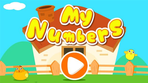 Baby Panda Learns Numbers apk screenshot
