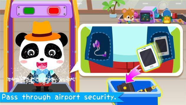 مطار Baby Panda تصوير الشاشة 1