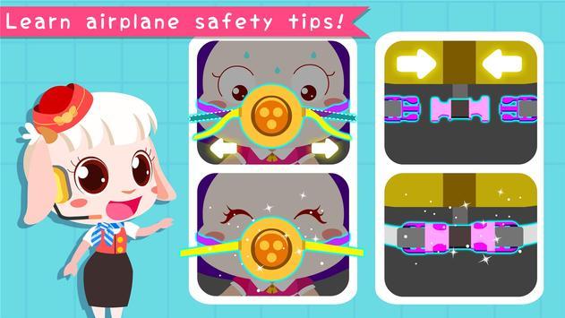 Aeroporto do Bebê Panda imagem de tela 3