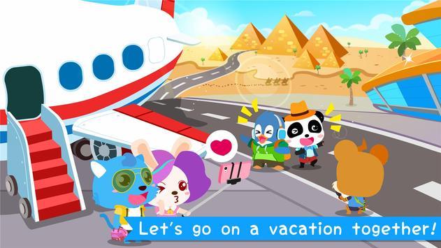 Aeroporto do Bebê Panda imagem de tela 4
