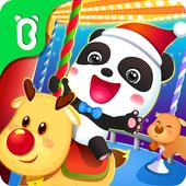 Карнавал Малыша Панды - С Рождеством иконка