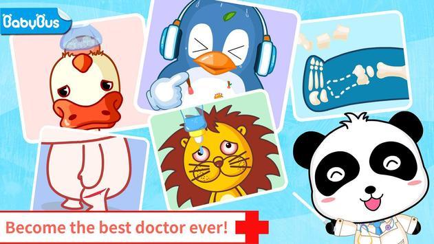Rumah Sakit Panda Kecil poster