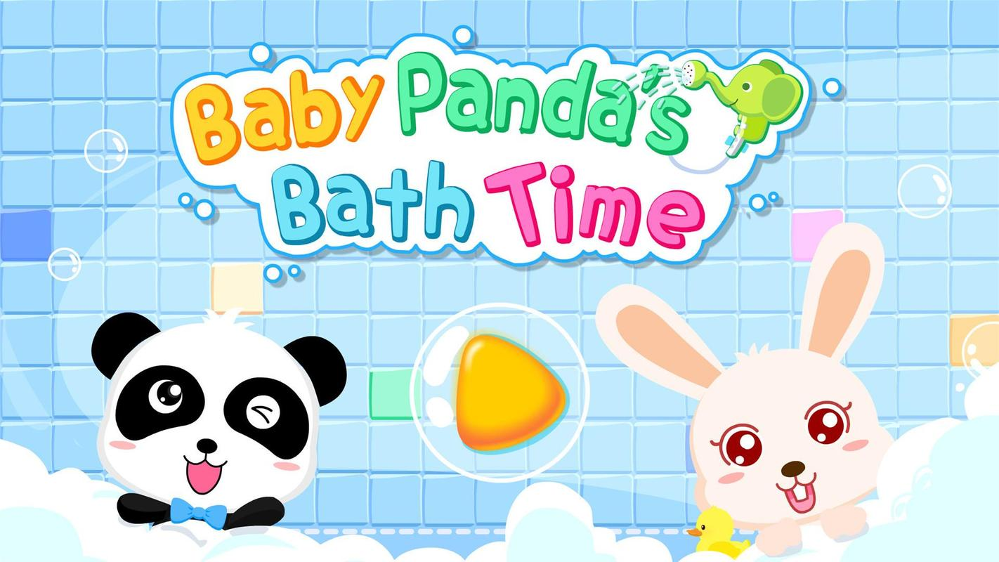 Baby Panda\'s Bath Time APK Download - Free Educational GAME for ...