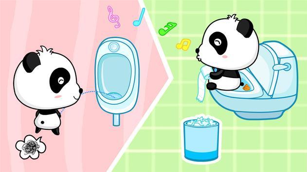 Baby Panda's Daily Life apk screenshot
