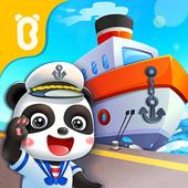 Little Panda Captain icon