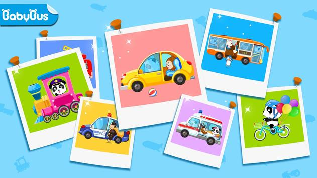 Baby Learns Transportation poster