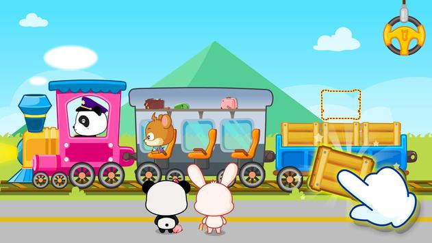 Baby Learns Transportation apk screenshot