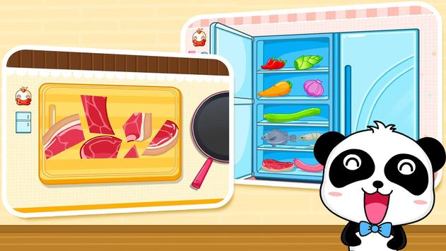 Baby Panda Chef - Educational Game for Kids apk screenshot