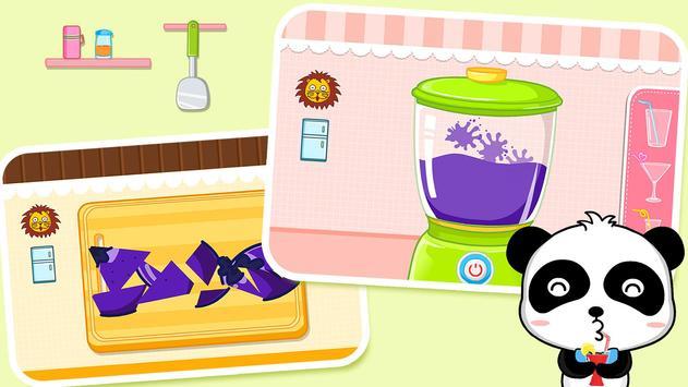 My Baby Panda Chef apk screenshot