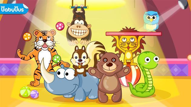 Animal Shows - Panda's Circus poster