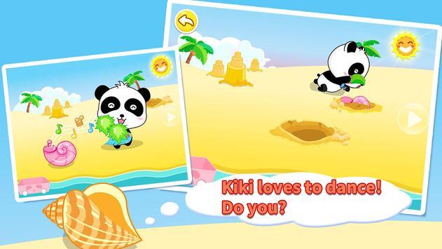 Baby Panda's Treasure Island apk screenshot