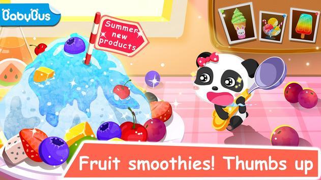 Ice Cream & Smoothies poster