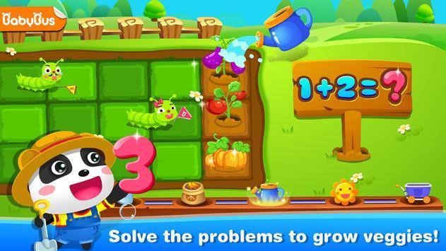 Little Panda Math Farm poster