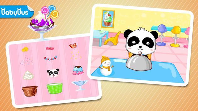 Little Panda Gourmet poster