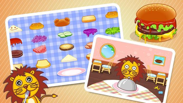 Little Panda Gourmet screenshot 1
