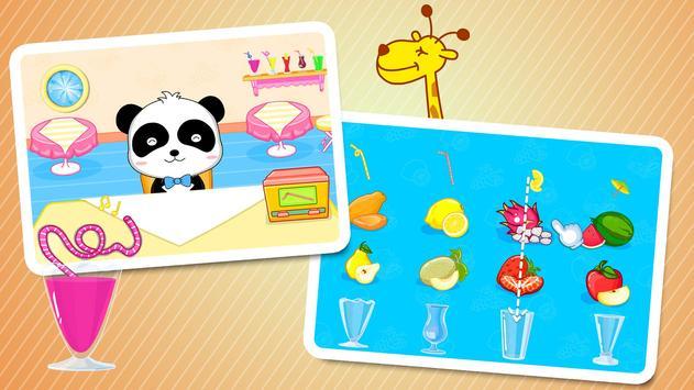 Little Panda Gourmet apk screenshot