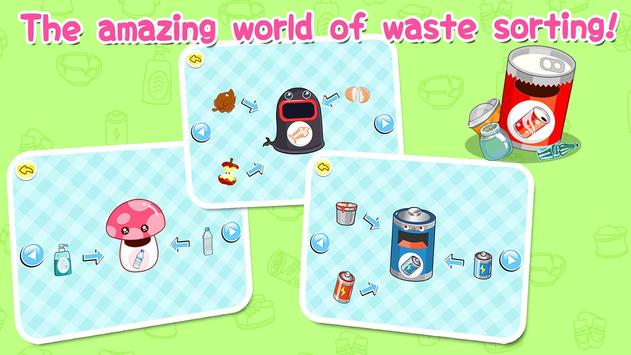 Waste Sorting - Panda Games apk screenshot