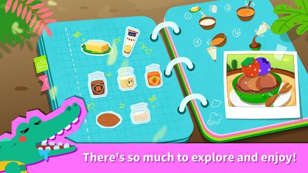 Banquete na floresta do Pandinha - Festa divertida imagem de tela 4