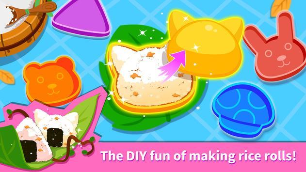 Banquete na floresta do Pandinha - Festa divertida imagem de tela 8