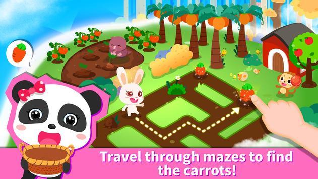 Banquete na floresta do Pandinha - Festa divertida imagem de tela 3
