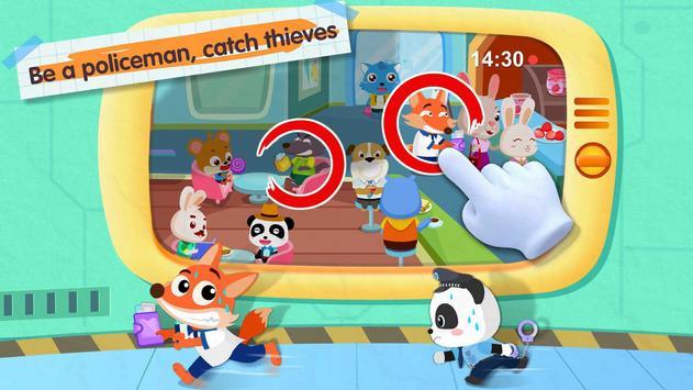 Pekerjaan Berani Bayi Panda screenshot 13