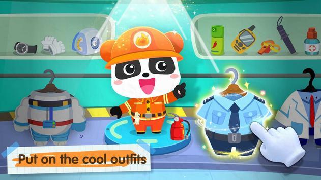 Pekerjaan Berani Bayi Panda screenshot 4