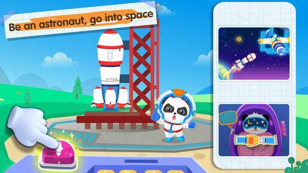 Pekerjaan Berani Bayi Panda screenshot 9