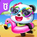 Baby Panda's Vacation icon
