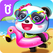 Baby Panda's Vacation ikona