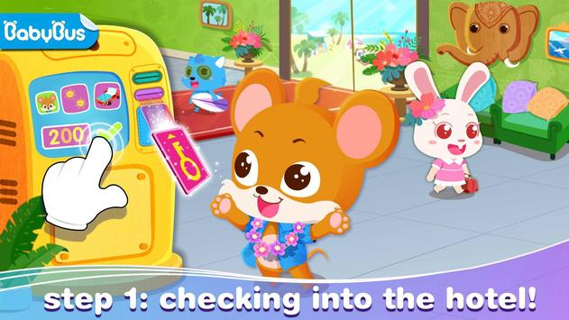 Baby Panda's Vacation Screenshot 6