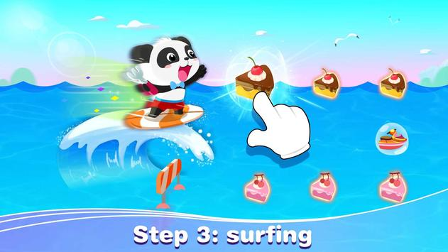 Baby Panda's Vacation screenshot 8