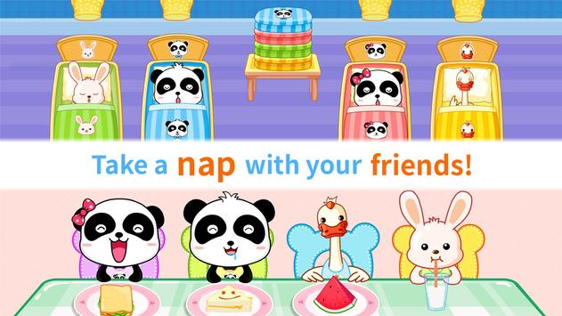 Baby Panda Kindergarten apk screenshot