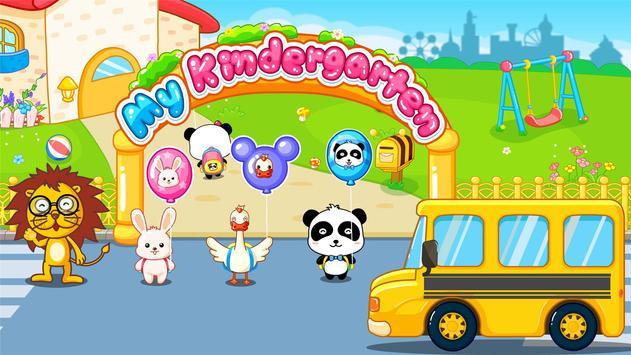 Baby Panda Kindergarten screenshot 4