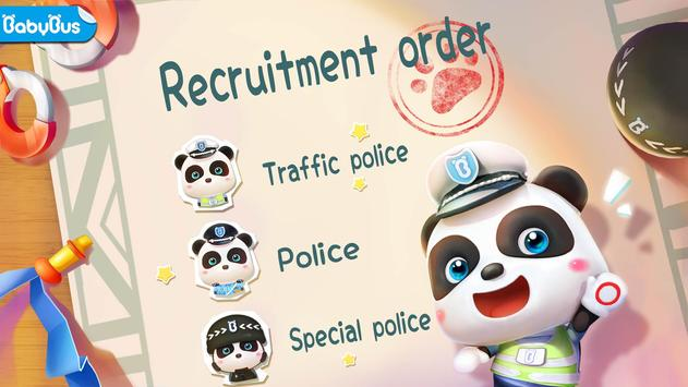 Polisi Baby Panda screenshot 10