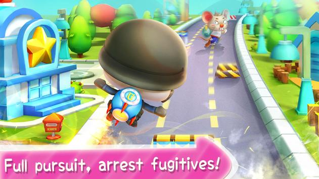 الشرطي الصغير - شرطة الأطفال apk تصوير الشاشة