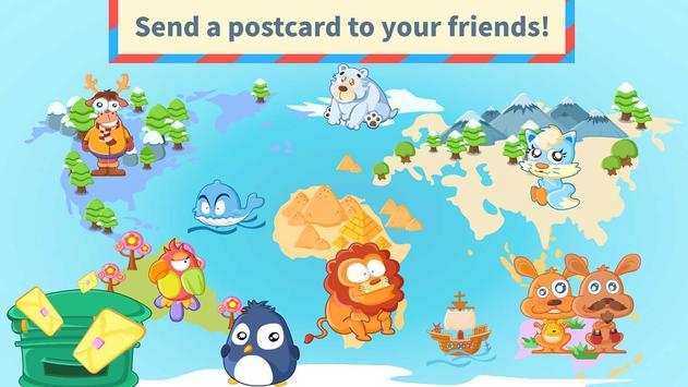 Baby Panda's Post Office apk screenshot