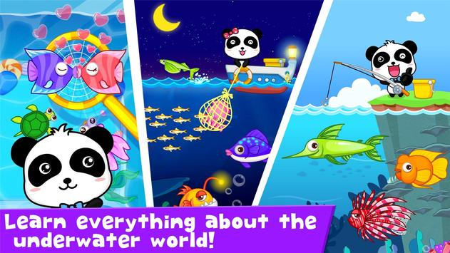 Happy Fishing: game for kids apk screenshot