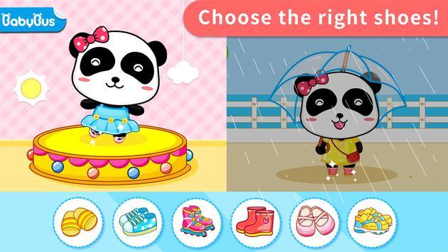 My Shoes - Baby Panda apk screenshot