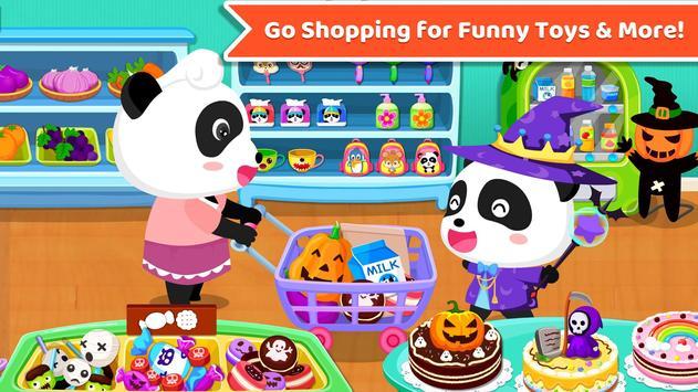 Супермаркет Малыша Панды скриншот приложения