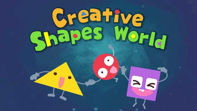 Creative Shapes World apk screenshot