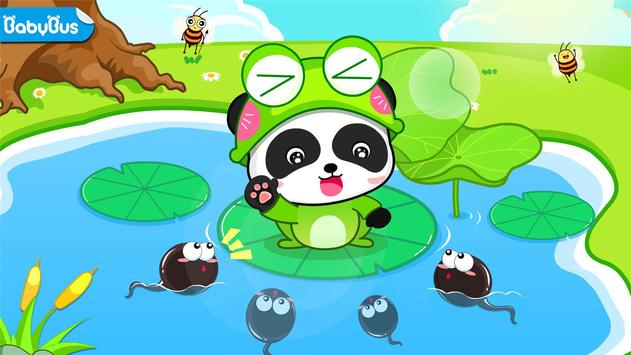 Tadpoles Mummy by BabyBus poster